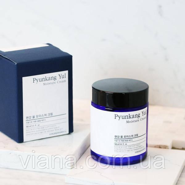 Увлажняющий крем для лица Pyunkang Yul Moisture Cream 100 ml