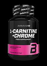 Карнитин FOR HER L-CARNITINE+ CHROME 60 капсул