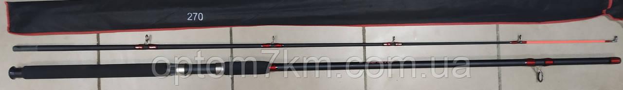 Спиннинг штекерный Sniper 100-250g 2.4m