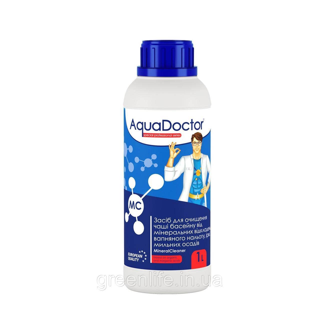 Засіб для очищення чаші AquaDoctor MC MineralCleaner, Аквадоктор, 5л