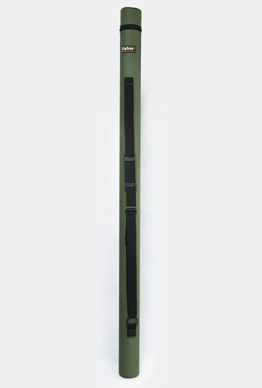 Тубус для вудилищ, Жорсткий тубус, Тубус 130 см * 80 мм