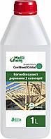 Антипірен-антисептик ConWood Crystal Euro 1л. Антипирен антисептик для древесины.