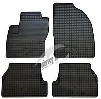 Резиновые ковры Ford FOCUS II с 2005-2010/C-MAX/GRAND C-MAX с 2010- / цвет: серый