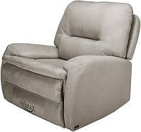 Кресло Свифт с реклайнером ткань Ваниль 906 (Bellini TM)