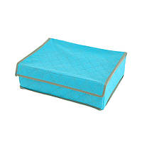 Органайзер для белья Traum 35х27х11 см 7017-24 голубой