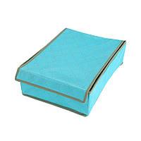 Органайзер для белья Traum 35х27х11 см 7017-21 голубой