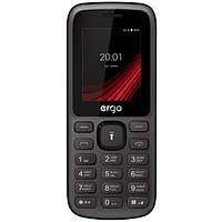 Мобильный телефон Ergo F185 Speak Dual Sim Black