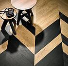 Allura wood 60389DR7/60389DR5 charcoal solid oak, фото 2