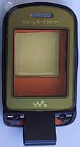 Корпус для Sony Ericsson W710 Black-Silver, фото 3