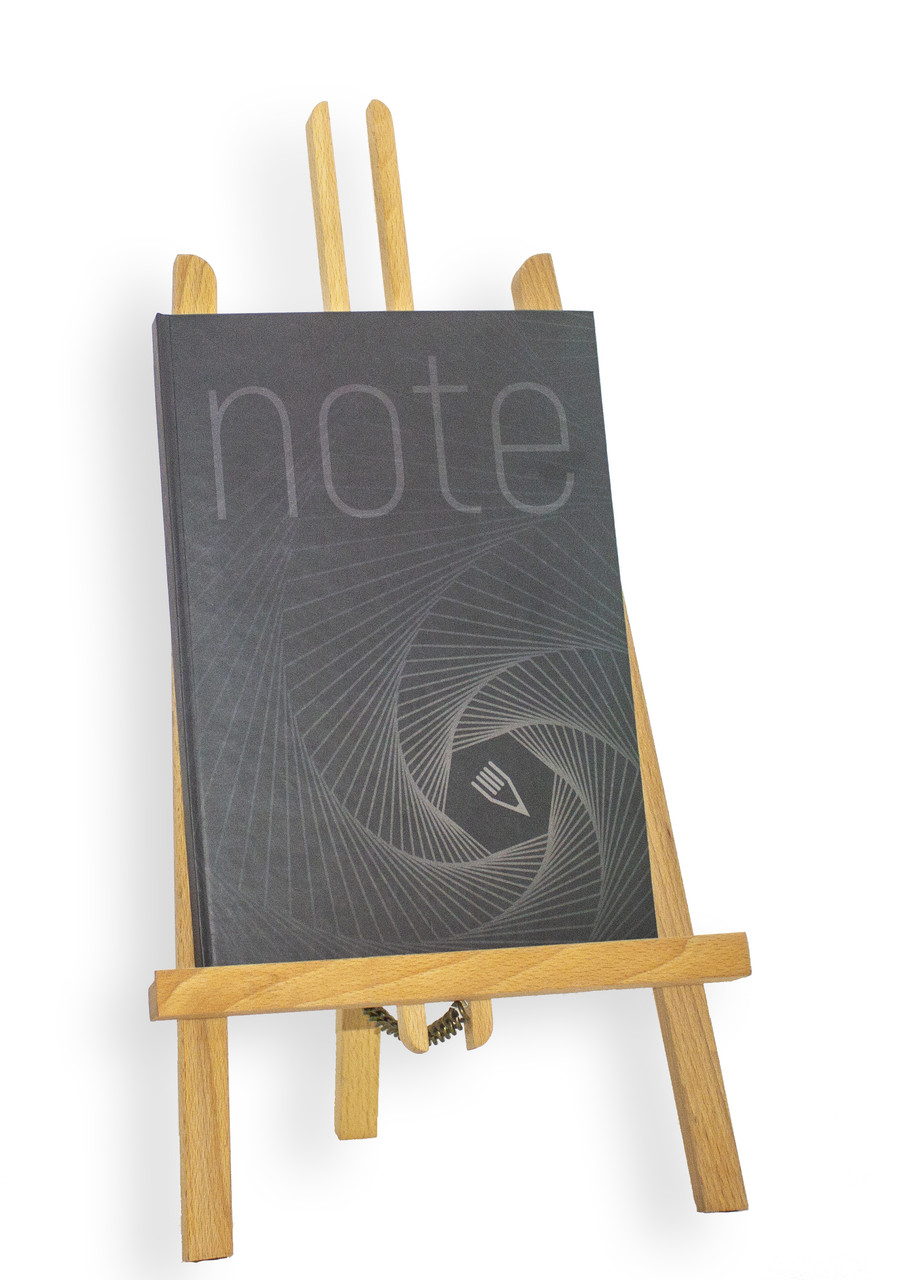 Блокнот, Notebook, А4, 96 ст. в клітинку