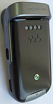 Корпус для Sony Ericsson W710 Black-Silver, фото 2
