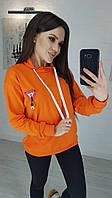 Кофта женская ОЛИФ521, фото 1
