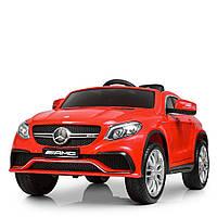 Детский электромобиль Mercedes Benz M 4146EBLR-3, красный