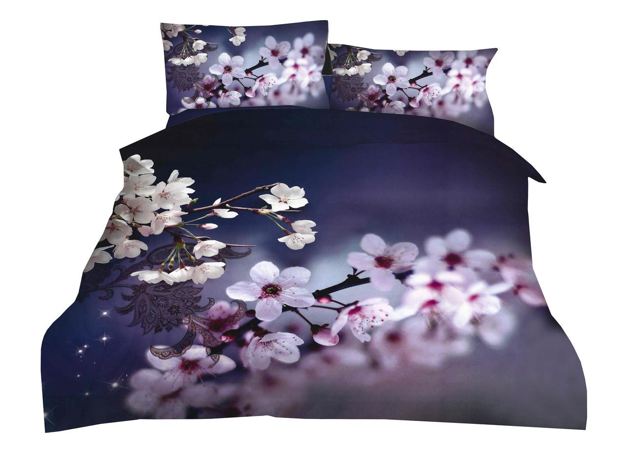 Комплект постельного белья Микроволокно HXDD-824 M&M 8127