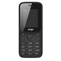 Мобильный телефон Ergo F183 Point Black