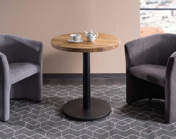 Кофейный журнальный столик 50 см Loft (Лофт)