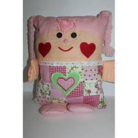 . Детская  подушка КУКЛА  Подушка игрушка подарочная ..Разные цвета .Большой асортимент.