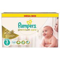 Подгузник Pampers Premium Care Midi (4-9 кг), 120шт (4015400465461)