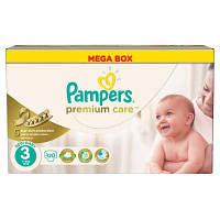 Подгузник Pampers Premium Care Midi (4-9 кг), 120шт (4015400465461)