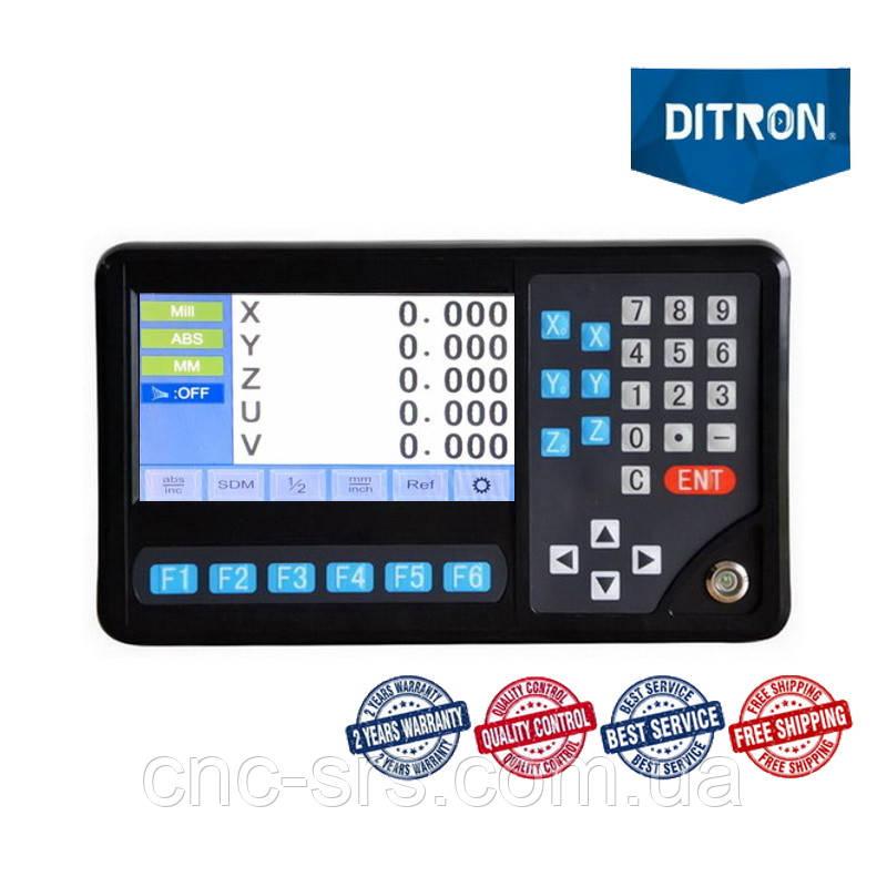 D80-5V пятикоординатное устройство цифровой индикации