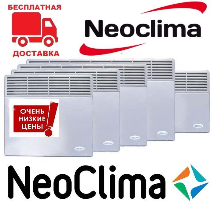 Электроконвектор NEOCLIMA Dolce 1-1.5-2-2.5 кВт