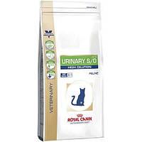 Сухой корм Royal Canin Urinary S/O Feline High Dilution для взрослых кошек с мочекаменной болезнью, 7 кг