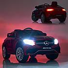 Детский электромобиль Mercedes Benz M 4146EBLRS-3 красный автопокраска, фото 5