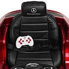 Детский электромобиль Mercedes Benz M 4146EBLRS-3 красный автопокраска, фото 6