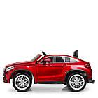 Детский электромобиль Mercedes Benz M 4146EBLRS-3 красный автопокраска, фото 8
