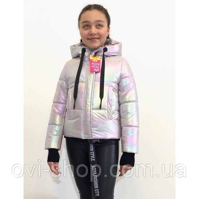 Модная детская куртка