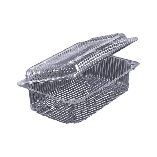 Ємність контейнер SL-39 з кришкою 1550мл 20*12,2*7,2 см 350шт.