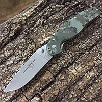 Нож Ontario Rat Folder Model 1 (Реплика) Camo