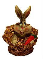 """Копилка """"Кролик в бочке золота"""""""