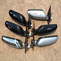 Зеркало левое Mitsubishi Outlander 2003-2008 (оригинал) б.у MR991881XA