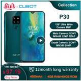Смартфон CUBOT P30   green 4G 4 ГБ RAM 64 ГБ ROM, фото 3