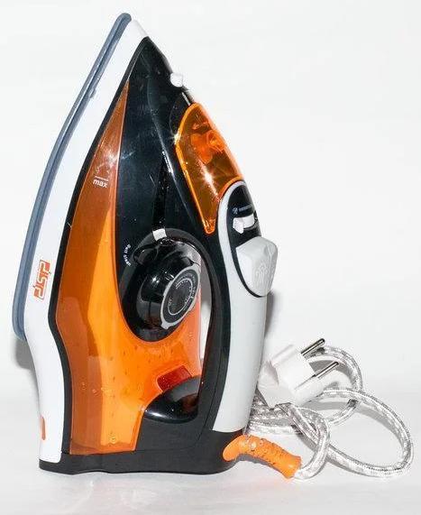 Побутова техніка DSP KD1035 праска парова (2000 Вт) електричний праска стильний дизайн