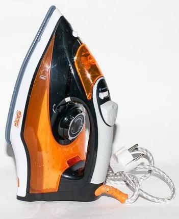 Побутова техніка DSP KD1035 праска парова (2000 Вт) електричний праска стильний дизайн, фото 2