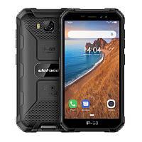 Смартфон Ulefone Armor X6 Dual Sim Black (6937748733423), 5 (1280x720) IPS / MediaTek MT6580 / ОЗУ 2 ГБ / 16