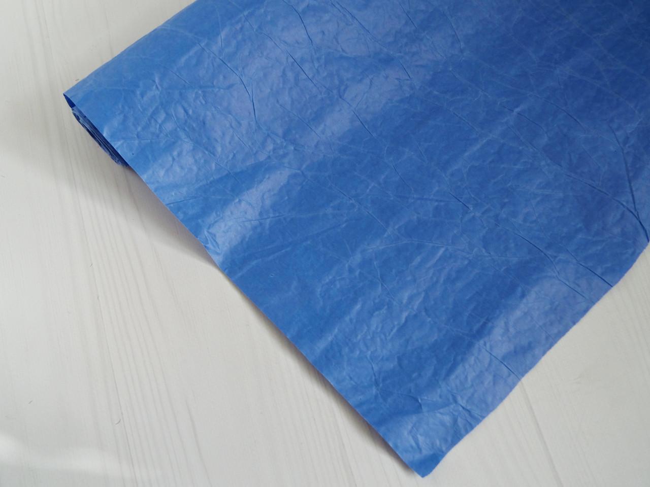 Папір жатий синій