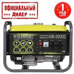 Генератор бензиновый  K&SBASIC KSB 2200C