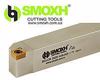 Резец  SCLCR 1616 F06 K.O токарный проходной SMOXH с мех. креплением пластин
