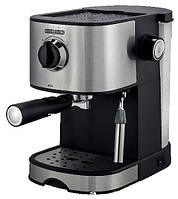 ⭐ Эспрессо кофемашина (850 Вт) GRUNHELM GEC17, 15 бар (кофеварка Грюнхелм)