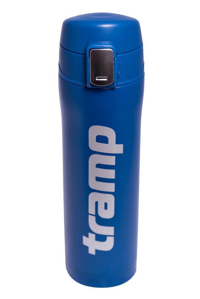 Термос для чая и кофе Tramp TRC-107 (0,45л), синий
