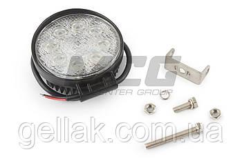 Дневные LED ходовые огни 8 диодов IZEN