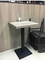 Кофейный журнальный стол 60*60 см Loft (Лофт)