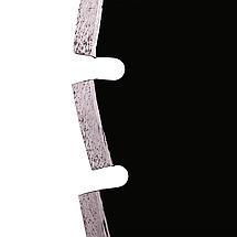Круг алмазний відрізний 1A1RSS / C1S-W 500x3,8 / 2,8x10x25,4-30 F4 Sprinter Plus, фото 2