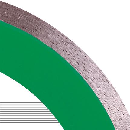 Круг алмазний відрізний 1A1R 230x1,6x10x25,4 Granite, фото 2