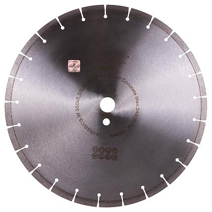 Круг алмазний відрізний 1A1RSS / C3-W 350x3,2 / 2,2x10x25,4-25 F4 Green Concrete, фото 2