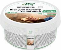 Воскова олія для деревини ConWood Wax, 0.450 л/Масло-воск для древесины внутренней. ConWood Wax, 0.450 л