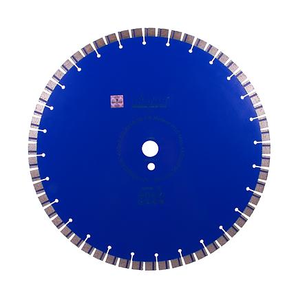 Круг алмазний відрізний 1A1RSS / C3-W 400x3,5 / 2,5x15x25,4-56 F4 Meteor H15, фото 2
